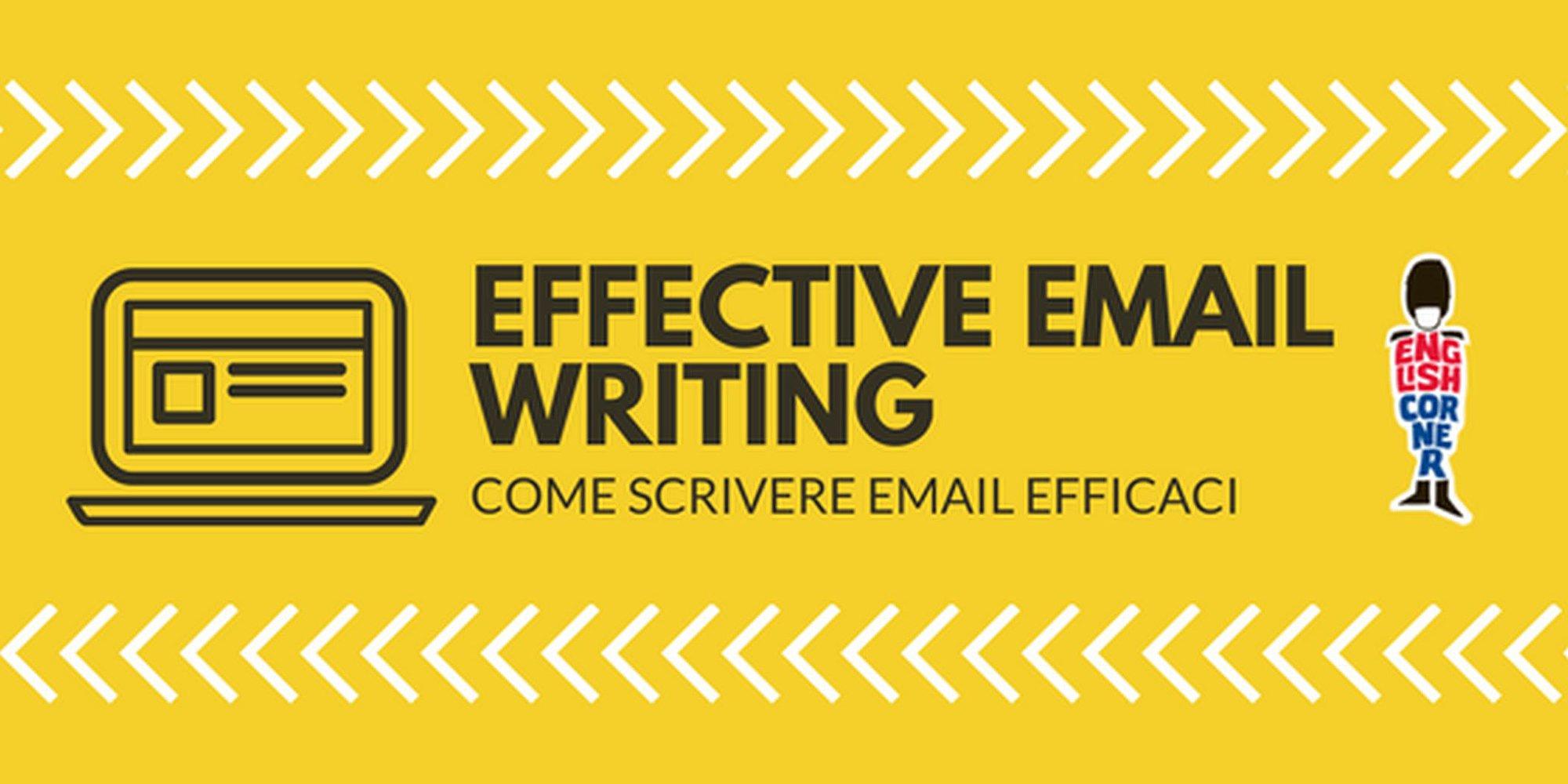 Effective email writing: consigli utili